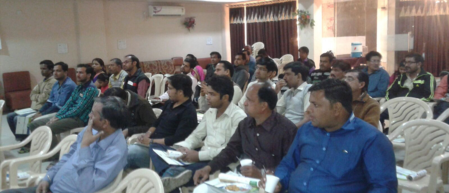Investor Awareness Program on the Advantages of Building Portfolio in Mutual Funds