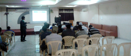 Investor Meet on Constructing a Successful Portfolio